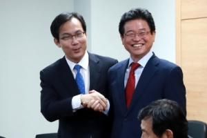 한국당·바른정당 중진 의원들, '보수대통합 추진위' 구성 본격화