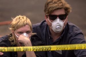 """미국 산불 캘리포니아 시작 """"22개 산불로 실종자 670명"""""""