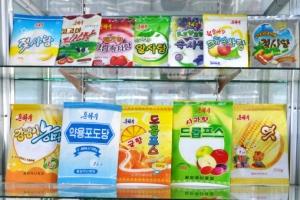[포토] 북한의 식료품 포장재