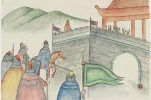 """[삼국지로 풀어 보는 法 이야기] """"조홍은 얼간이"""" 놀린 마초 부하들… 모욕죄일까 명…"""