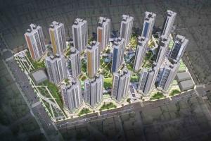 호반건설-중흥건설, 광주 계림8구역 재개발해 이달 '그랜드센트럴' 선보여
