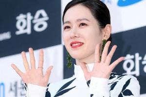 [포토] 손예진, 눈부신 청순 미모