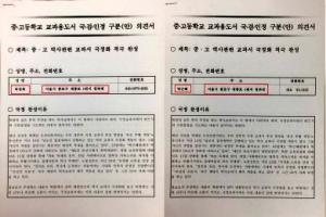 '이완용·박정희' 이름, 국정화 여론조작에 굳이 왜 썼을까