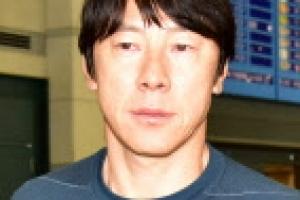 """신태용 축구대표팀 감독 """"새달 더 좋은 팀 만들 것"""""""