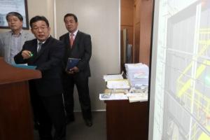 STX 폭발사고 원·하청 5명 영장…증거변조도 적발