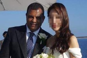 에어아시아 회장, 한국인 여배우와 2년 열애 끝 결혼