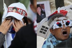 """박근혜 심경 밝히자 방청석 울음바다…""""나를 사형시켜달라"""" 하소연도"""