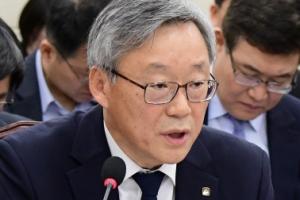 [서울포토] 답변하는 성게용 한국원자력안전기술원장