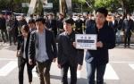 MBC 아나운서 28명, 신동호…