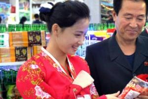 [포토] '북한 여성들'의 소비생활은?