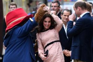 [포토] '돌리고~ 돌리고~' 영국 왕세손비 캐서린