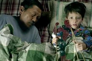 <새영화> '미국에서 온 손자', 심술궂은 할아버지와 고집불통 손자의 동거기