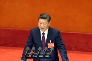 시진핑, 당대회서 중국 특색 사회주의 천명