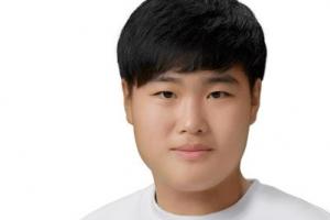 """유일한 아마추어 17살 이규민 """"꼴찌만 안 했으면"""""""