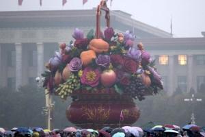 2388명 경청… 장쩌민·후진타오는 '건재 과시'