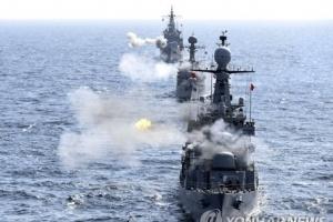 """해군 """"공세적 전쟁수행 위한 기동함대·항공사령부 창설"""""""