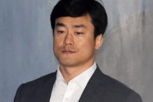[서울포토] 항소심 결심공판에 출석하는 이영선