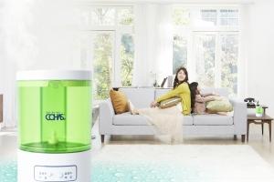코하스, 99.9% 살균력 인증 '살균 가습기' 출시