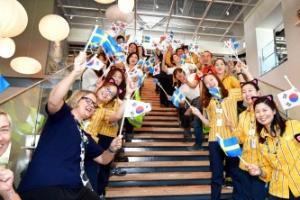 세계 최대 규모 이케아 고양점 오픈…방문객들 '인산인해'