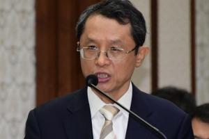 [서울포토] 업무보고하는 최완주 서울고등법원장