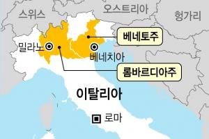 유럽, 자치권 강화 바람… 伊 '부자 지역'서도 주민투표 가결