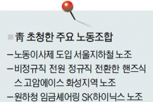文, 노사정대표자회의 제안… '만찬 보이콧' 민노총이 최대 변수