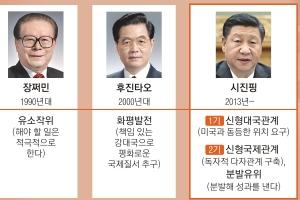 """[시진핑 2.0시대] """"쓴 열매 삼키지 않겠다""""… '강한 중국'으로 국제질서 재구축"""