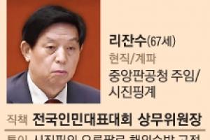 [시진핑 2.0시대] 중국 공산당 신임 상무위원