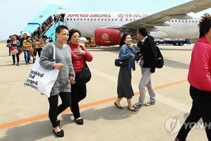 중국 항공사들, 사드 보복으로 중단된 한국행 노선 운항재개 준비