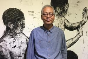 40년 화업의 '청년 작가' 인간 소외·실존을 묻다