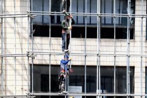 한달 8일 이상 근로 건설일용노동자 국민연금 직장가입자된다