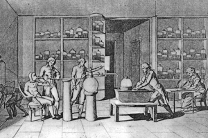 11월 1일은 근대화학 '혁명'의 날