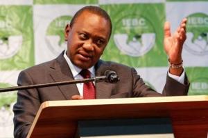 케냐 대통령 재선거 現대통령 98% 득표 압승