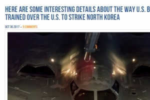 [음성] 미국이 북한 지도부 겨냥한 모의 훈련 무선통신 포착