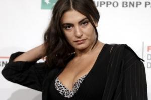 [포토] 로마국제영화제, 글래머 몸매 돋보이는 '섹시 포즈'