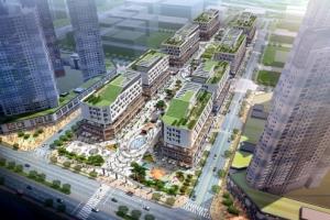 호반건설 배곧 최초 섹션오피스 '아브뉴프랑 센트럴' 분양