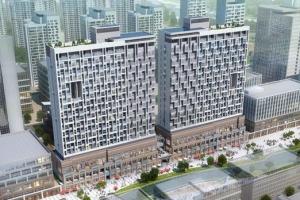 [부동산 플러스] 청라 현대썬앤빌 오피스텔 620실 공급