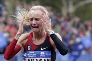 플래너건, 뉴욕마라톤 여자부 미국 선수로는 40년 만에 우승