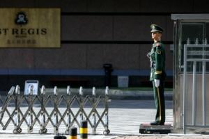 트럼프 방문 준비 중인 중국