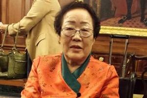 [단독]위안부 이용수 할머니 평창올림픽 리셉션 전격 참석…아베와 만나나