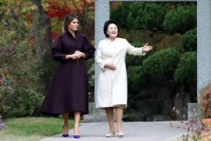 [美대통령 25년 만의 국빈 방문] 한·미 '패션내조'