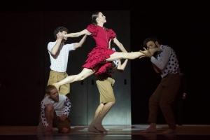 정열의 집시 '카르멘' 모던 발레로 부활하다