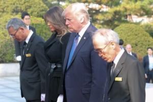 FTA 언급 안 한 트럼프…국회 비준 자극 피한 듯