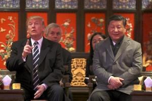 '자금성 황제' 된 트럼프