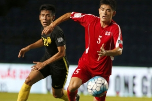 북한, 아시안컵 최종예선 중립경기서 말레이시아에 4-1 승