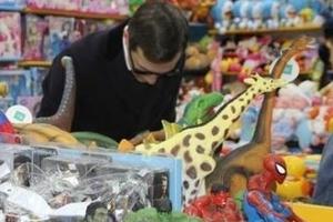 트럼프 사위, 中 짝퉁시장서 딸 아라벨라 선물 쇼핑