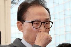 """이명박 출국금지 주장에 이동관 """"피의자 아냐···품격 생각하라"""""""
