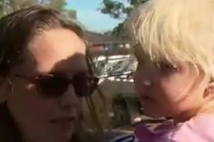 화염에 휩싸인 집에서 아이 다섯 구해낸 '슈퍼맘' 화제