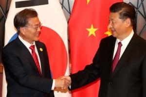 '2단계·쌍중단' 북핵 해법 논의… 새달 회담 때 '큰 그림' 기대
