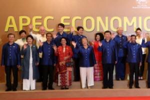 """20개국과 날 세운 트럼프… APEC """"다자무역 지지"""""""